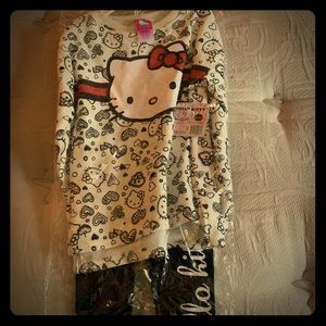 Other - Hello kitty outfit. Brand new, never worn. Size 6